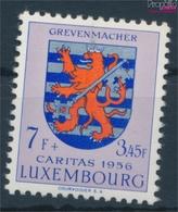 Luxemburg Mi.-Nr.: 566 Postfrisch 1956 Kantonalwappen (9411701 - Luxemburg