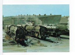 CPM - TRAINS - Club Conflanais Des Amis Du Chemin De Fer - Gares - Avec Trains