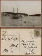 YUGOSLAVIA-CROATIA, SUSAK-RAB SHIP CANCELLATION 1931 RARE!!!!! - 1931-1941 Kingdom Of Yugoslavia
