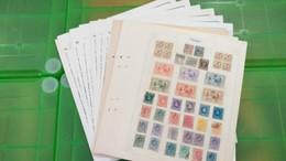 LOT N° E 318 ESPAGNE Et Portugal Neufs Ou Obl Sur Page D'albums - Francobolli