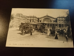 La Gare De L'est - Metropolitana, Stazioni