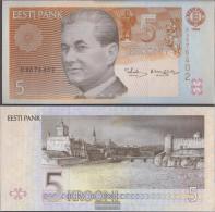 Estonia Pick-number: 76a Uncirculated 1994 5 Krooni - Estonie