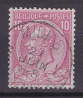 N° 46 : Ambulant  MIDI 5 MARCHIENNE EST   COBA +30.00 - 1884-1891 Léopold II