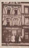 Pas  De  Calasi :  BOULOGNE  Sur  MER : Hotel De  Normandie , Rue De Boston - Boulogne Sur Mer