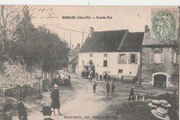 MIMEURE (21). Grande-Rue Animée - Autres Communes