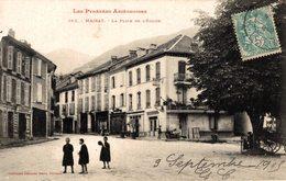 13490      MASSAT   LA PLACE DE L EGLISE - France