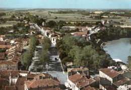 CARBONNE VUE AERIENNE - France