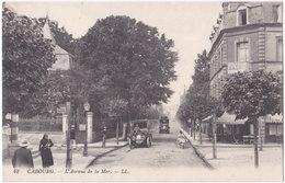 14. CABOURG. L'Avenue De La Mer. 42 - Cabourg
