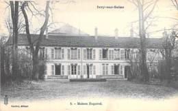94  - IVRY Sur SEINE Maison De Santé Esquirol ( Père De L'Organisation De La Psychiatrie Française ) CPA - Val De Marne - Ivry Sur Seine