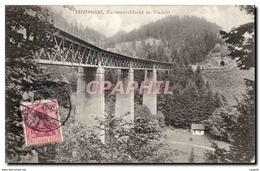 CPA Hollental Ravennaschulcht Im Viadukt - Germany