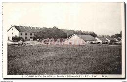 VAldahon CPA Camp Ecuries Militaria - Non Classés