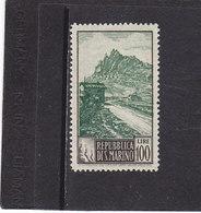 SAINT MARIN 1949 TOURISME Yvert 332 NEUF* Cote : 80 Euros - San Marino