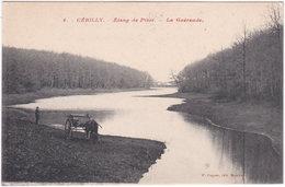 03. CERILLY. Etang De Pirot. La Guéraude. 4 - Other Municipalities