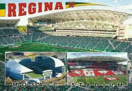 STADIUM POSTCARD STADE STADION STADIO ESTADIO REGINA - Stadi