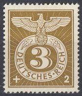 GERMANIA, TERZO REICH - 1943 - Yvert 762 Nuovo MNH. - Nuovi