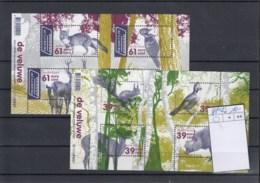 Niederlande Michel Cat.No. Mnh/** Sheet 81/82 Birds - Blocchi