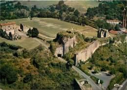 85 - Tiffauges - Château De Gilles De Rais Dit Barbe-Bleue - L'ensemble Des Ruines - Vue Aérienne - Carte Neuve - Voir S - Autres Communes