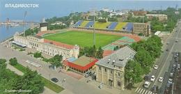 STADIUM POSTCARD STADE STADION STADIO ESTADIO VLADIVOSTOK - Stadi