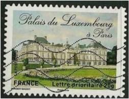 2012 Yt Adh 730 (o) Palais Du Luxembourg - Oblitérés