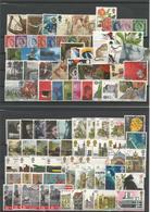 Gr. Britain 100 Stamps Very Nice Cancelation - 100 Zegels Met Mooie Afstempeling -  (0) Lot 1 - Verzamelingen