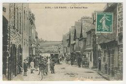 29 - Le Faou - La Grand'Rue - Francia