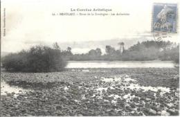 D19 - BEAULIEU - RIVES DE LA DORDOGNE - LES AUBAREDES - LA CORREZE ARTISTIQUE - France