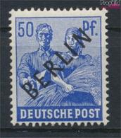 Berlin (West) Mi.-Nr.: 13 Postfrisch 1948 Schwarzaufdruck (9408224 - Neufs