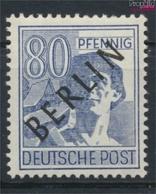 Berlin (West) Mi.-Nr.: 15 Postfrisch 1948 Schwarzaufdruck (9408225 - Neufs