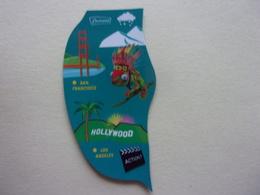 Magnet Brossard Savane San Francisco Los Angeles Hollywood - Tourisme