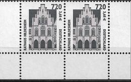 2001 Allem. Fed. Deutschland  Mi. 2197**MNH   Sehenswürdigkeiten Rathaus, Hildesheim - [7] République Fédérale