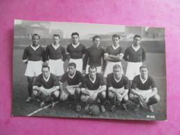 PHOTO EQUIPE DE FOOT FOOTBALLEURS 30 NIMES  1948-49 - Sports