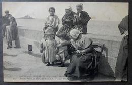 CPA 29 - CMCB 104 - Jeunes Filles De DOUARNENEZ - CPA 29 - Coutumes, Moeurs Et Costumes Bretons - Douarnenez