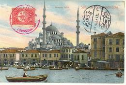 Turkey Postcard Zonguldak To France (87) - 1858-1921 Impero Ottomano