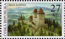 Czech Republic - 2020 - Kasperk Castle - Mint Stamp - Czech Republic