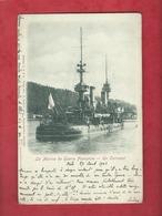 CPA -  La Marine De Guerre Française -  Un Cuirassé  ( Militaires , Militaire  , Bateau ) - Andere Kriege