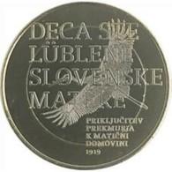 Slovenie 2019     3 Euro    Prekmurja    UNC Uit De BU - UNC Du Coffret !! - Slovenia