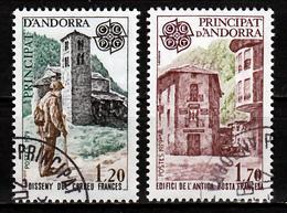 Frans Andorra  Europa Cept 1979 Gestempeld Fine Used - Europa-CEPT