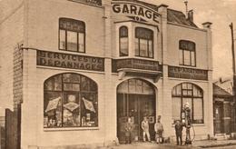 A VOIR! CHARLEROI  Garage Lothaire Charles. Rue De Montigny. - Charleroi