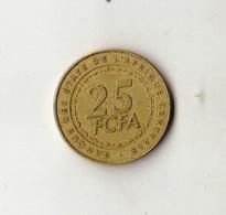 Cameroun, 2006- 25 FCFA. Banque Des Etats De L'Afrique Centrale. - Kamerun