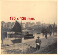Blankenberghe - Port - Dim. 130 X 125 Mm. - Lieux