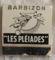 Pochette D'allumettes: Les Pléiades, Barbizon. - Scatole Di Fiammiferi