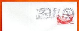 MAURY N° 2321   BORDEAUX  ( Flamme Concordante )  33 BORDEAUX   Lettre Entière N° LM 233 - 1961-....
