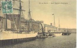 Le Havre - Quai Casimir Delavigne - Le Havre