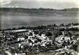 74. Haute-Savoie. MAXILLY. Vue Générale Aérienne Sur Le Village, Le Lac Léman Et La Côte Suisse. CPSM - Non Classificati