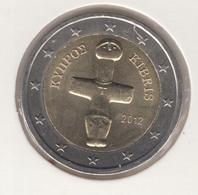 @Y@    Cyprus  2  Euro   2012  Uit  BU  Set        (251) - Chipre