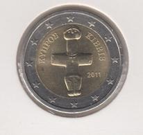 @Y@    Cyprus  2  Euro   2011  Uit  BU  Set        (252) - Chipre
