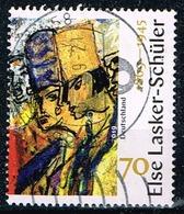 Bund 2019,Michel# 3443 O Else Lasker-Schüler - [7] République Fédérale