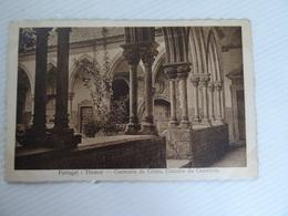 CPA PORTUGAL Thomar Convento De Cristo Claustro Do Cemiterio TBE - Andere