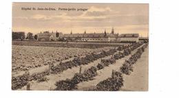 MONTREAL, Quebec, Canada, Hopital St. Jean-de-Dieu, Ferme- Jardin Potage, , Pre-1920 Postcard - Montreal