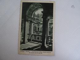 CPA PORTUGAL Thomar Convento De Cristo Galeria Superior Do Claustro De D. Joao III  TBE - Andere